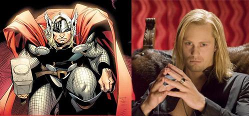 ¿Es Alexander Skarsgård el Thor de Kenneth Branagh?