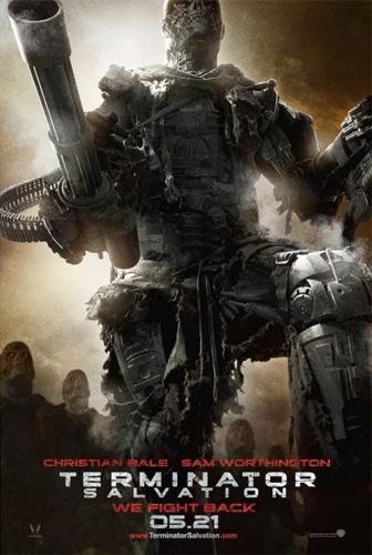Nuevo póster de Terminator Salvation
