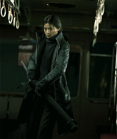 Nueva foto de Blood: The Last Vampire