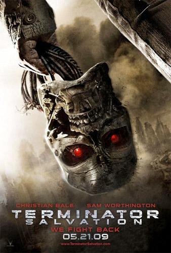 Nuevo cartel de Terminator Salvation