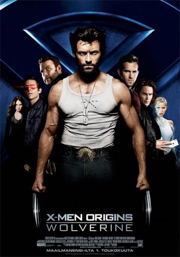 Nuevo póster de X-Men Origins: Wolverine