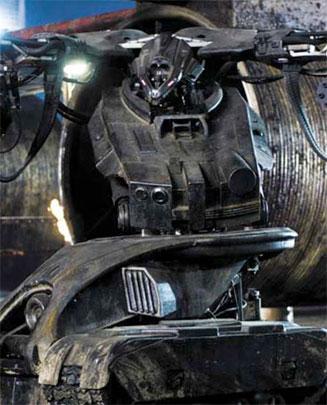Un T-1 en Terminator Salvation