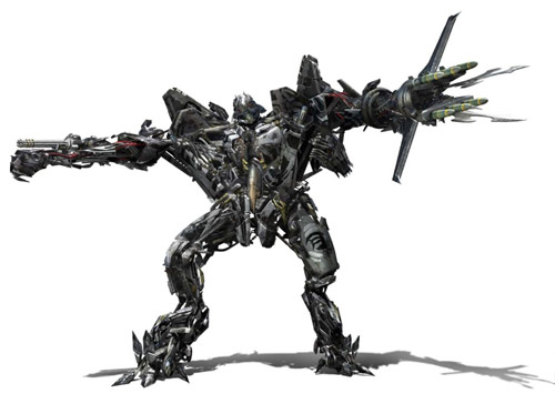 Starscream  de Transformers: Revenge of the Fallen
