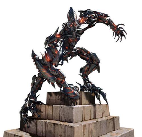 The Fallen de Transformers: Revenge of the Fallen