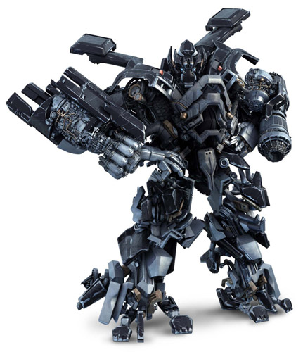 Ironhide de Transformers: Revenge of the Fallen