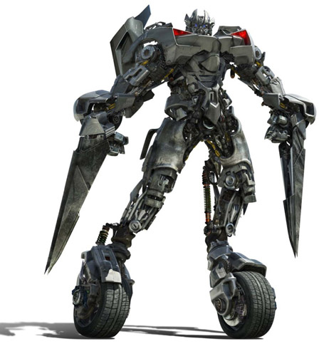 Sideswipe de Transformers: Revenge of the Fallen