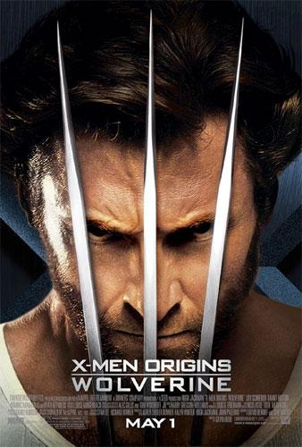 Nuevo póster de X-Men Origins: Wolverine / X-Men orígenes: Lobezno