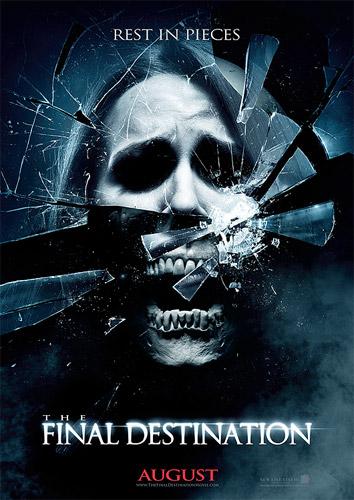 Nuevo póster de The Final Destinantion