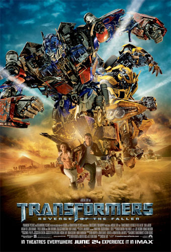 Póster de Transformers: Revenge of the Fallen