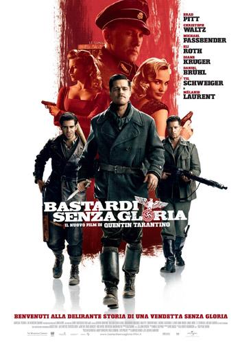 Cartel italiano de Inglourious Basterds