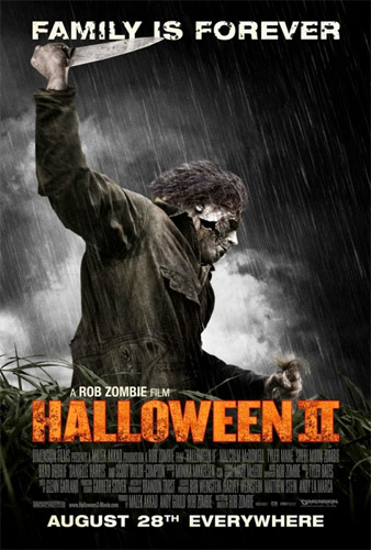 Nuevo y ¿definitivo? cartel de Halloween II de Rob Zombie