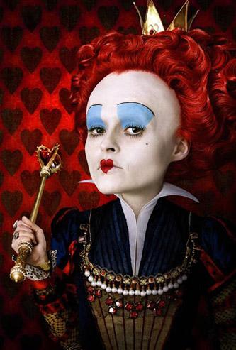 La Reina Roja (Helena Bonham Carter)