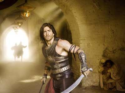 ¿Jake Gyllenhaal como un descafeinado Príncipe Dastan?