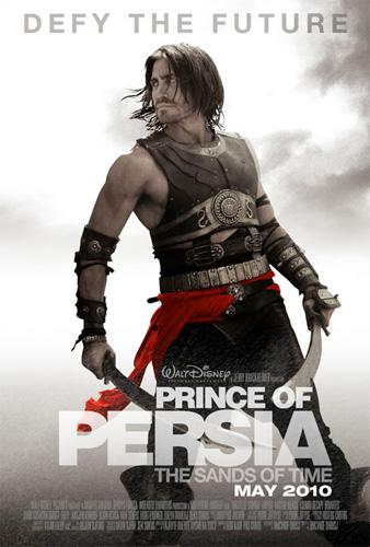 """Prince of Persia: The Sands of Time... """"Desafía el Futuro"""""""