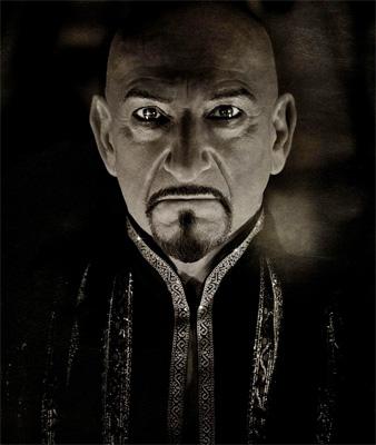 Sir Ben Kingsley como Nizam