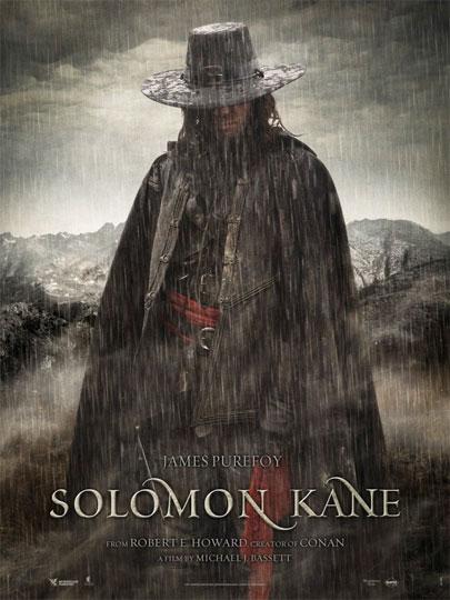 Póster de Solomon Kane para la Comic-Con