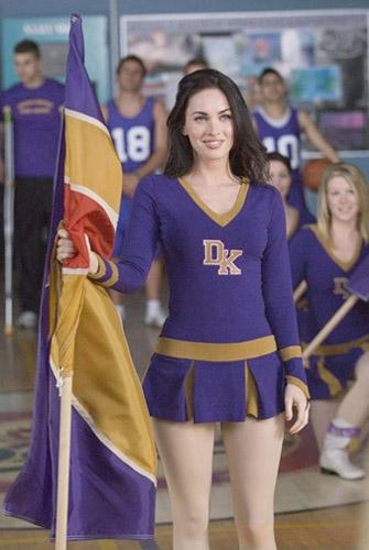 Jennifer Check (Megan Fox) en estado apetecible