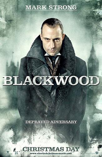 Nuevo póster de Sherlock Holmes