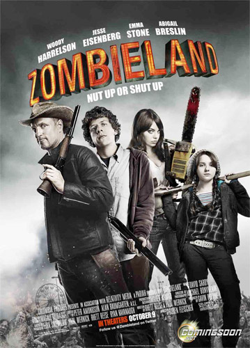 Nuevo póster de Zombieland