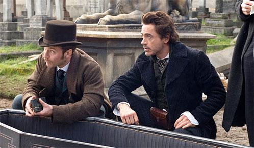 Nueva imagen de Sherlock Holmes