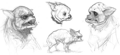 Diseño de las Chihuanhas