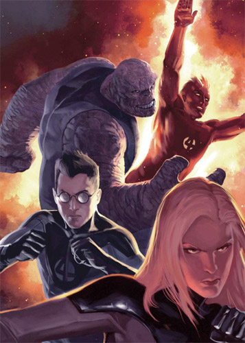 ¿Tendrán un nuevo tono los 4 Fantásticos Reboot?