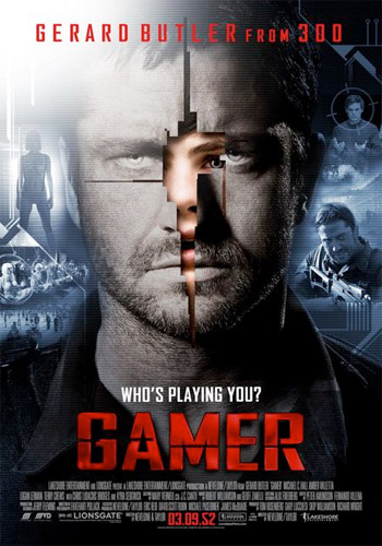 Curioso póster de Gamer... 3 de septiembre de ¿2052?