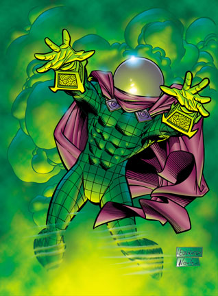 ¿Tendremos al final a Mysterio como villano?