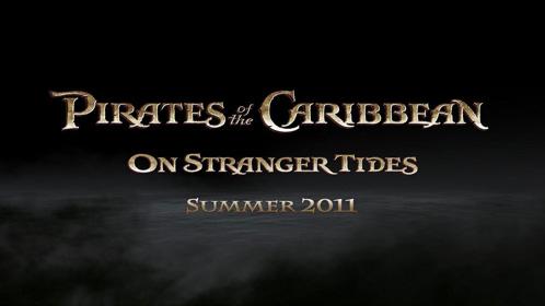 Pirates of the Caribbean: On Stranger Tides en el 2011