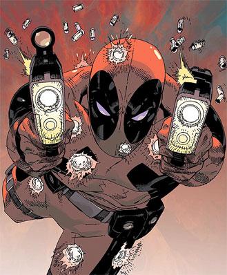 """""""Deadpool como debe ser!!!"""" (Rob Liefeld dixit)"""