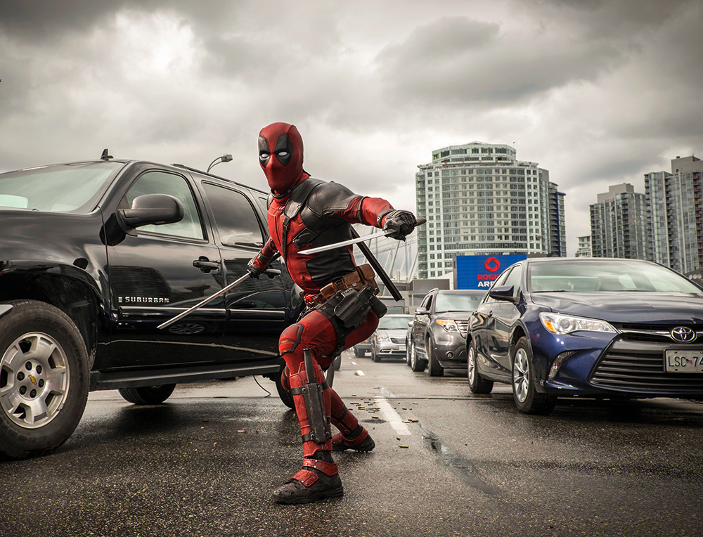 Nueva imagen de Deadpool