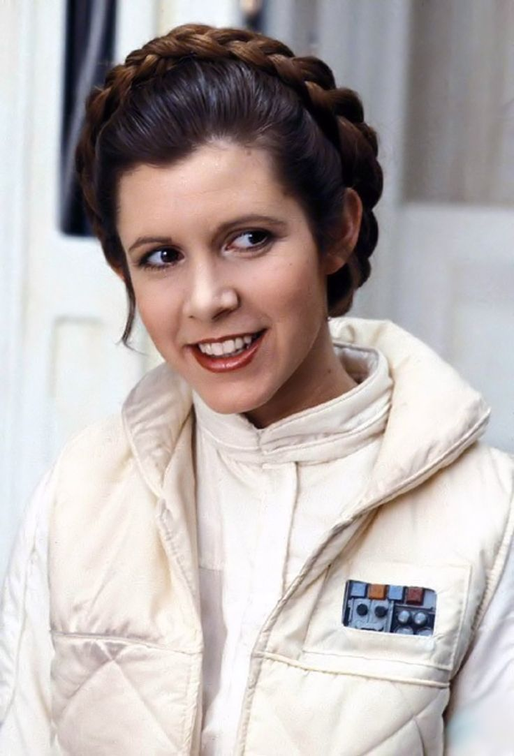Carrie Fisher, eterna Princesa Leia